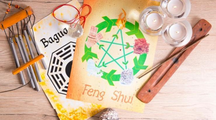 Monedas chinas y Feng Shui