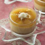 Flan de turrón: 3 recetas deliciosamente navideñas