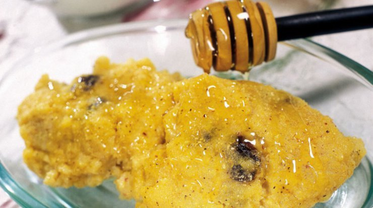 Receta de frangollo canario