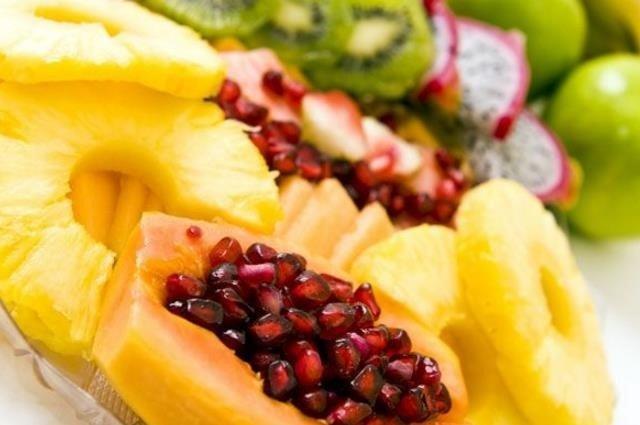 Estas son las mejores frutas para el postre