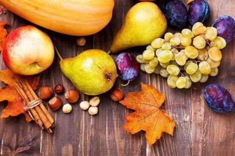 Frutas de otoño: los mejores alimentos para cuidarse