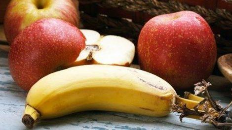 Qué frutas estriñen