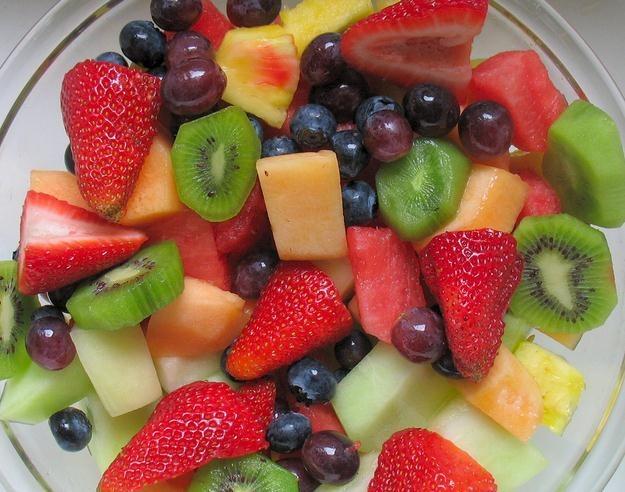 Septiembre: frutas de temporada