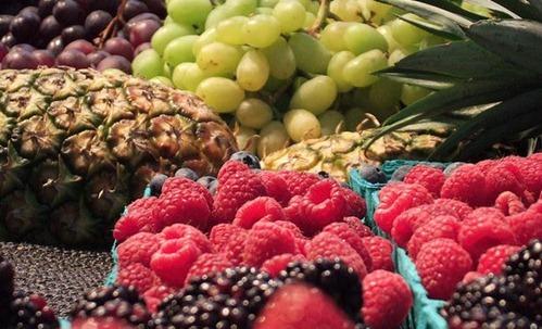 Calendario de frutas de temporada