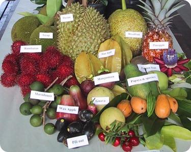 Frutas tropicales: beneficios y propiedades