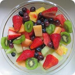 clasificacion de las frutas