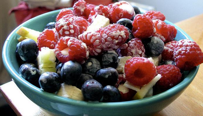 Frutas, buenas para nuestra salud