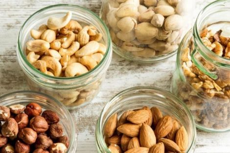 Los maravillosos beneficios de 6 frutos secos