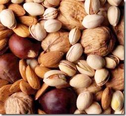 Frutos secos para cuidar el corazón