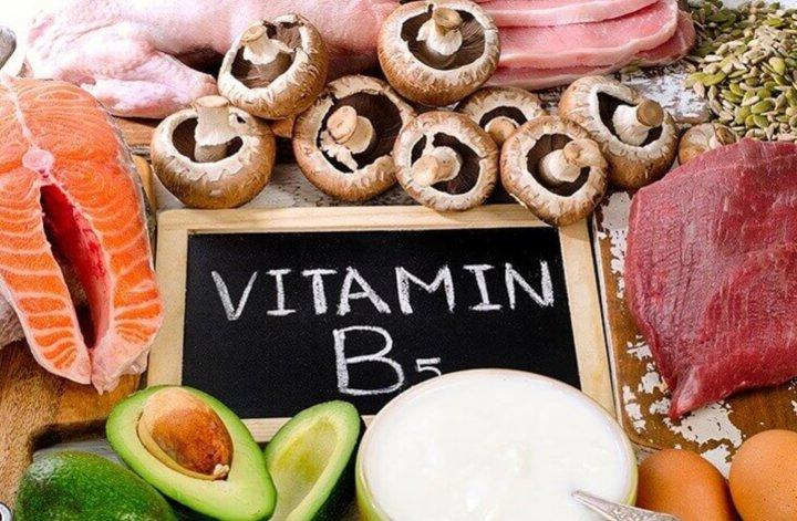 Alimentos ricos en acido pantotenico