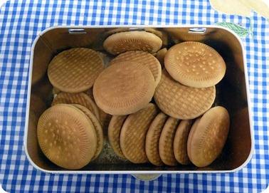 galletas desayuno