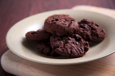 Galletas con doble de chocolate: receta para amantes del cacao
