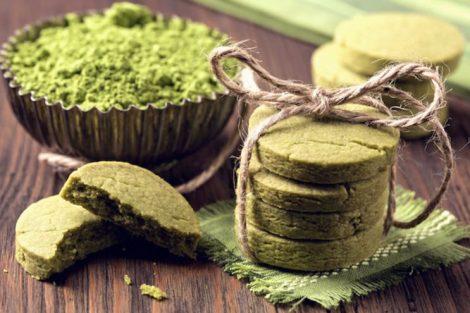 Galletas de té matcha: cómo hacerlas en casa (receta)