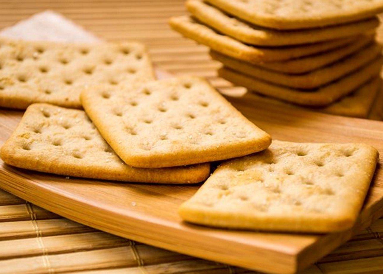 ¿Se pueden comer galletas saladas en dietas?