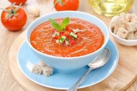 Diferencias entre el gazpacho y el salmorejo, dos platos fríos deliciosos