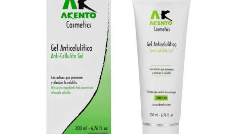 Gel Anticelulítico de Akento Cosmetics