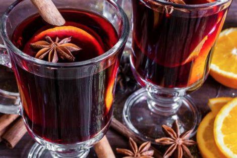 Cómo hacer Glühwein: el tradicional vino caliente navideño