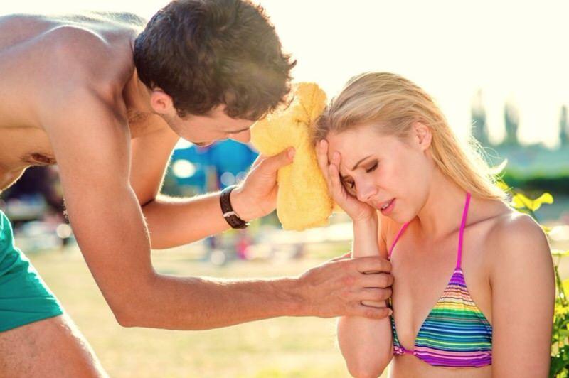 Qué hacer si sufrimos un golpe de calor