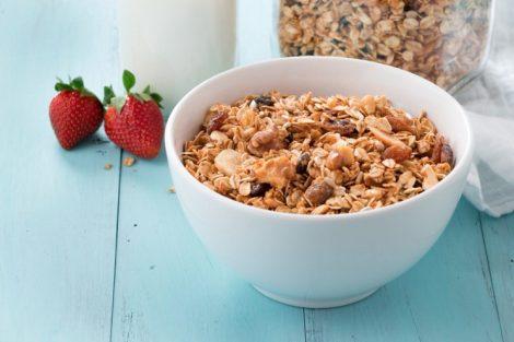 Principales diferencias entre el muesli y la granola