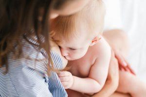 Grietas en el pezón durante la lactancia materna