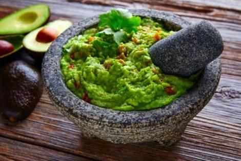 3 recetas de guacamole diferentes y únicas