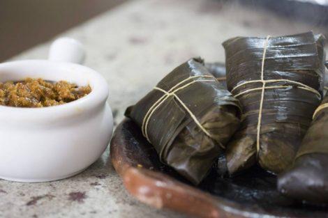 Receta de hallacas venezolanas: paquetes cocidos navideños (hallaca caraqueña)