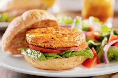 Hamburguesa vegetal: receta paso a paso