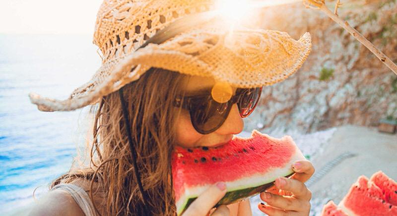 Hidratación en verano es fundamental e importante