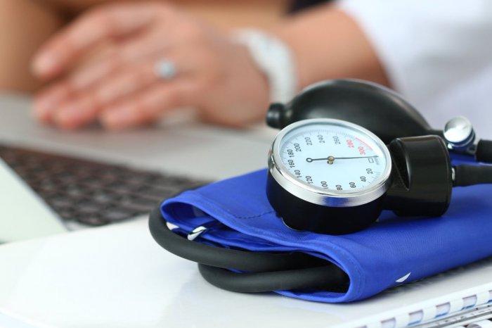 Examen de potasio e hipertension