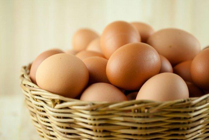 Huevos contaminados en Europa