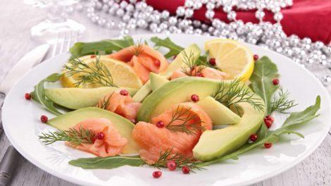 Ideas de menús con pescado para Navidad