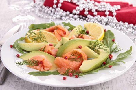Ideas de menús de pescado deliciosos para la Navidad 2017