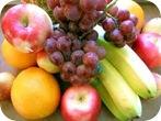 La importancia de comer fruta