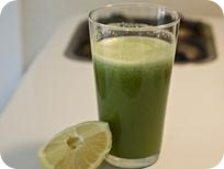 Información nutricional zumo