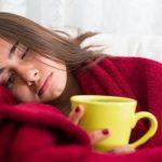 Infusión de hierbas para bajar la fiebre