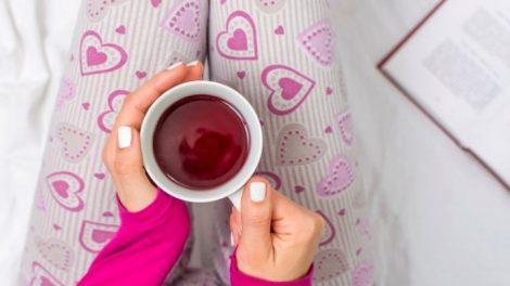 Recetas de infusiones para dormir