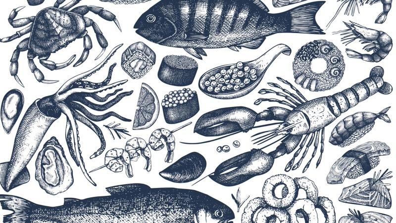 Ingredientes útiles para hacer sushi
