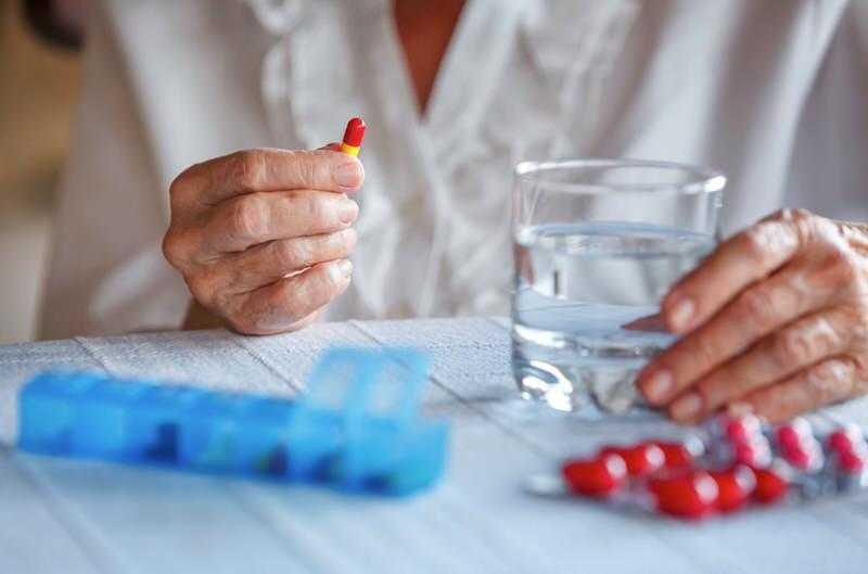 Principales interacciones entre alimentos y fármacos