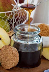 Jarabe de manzana medicinal para el estreñimiento: 2 recetas caseras