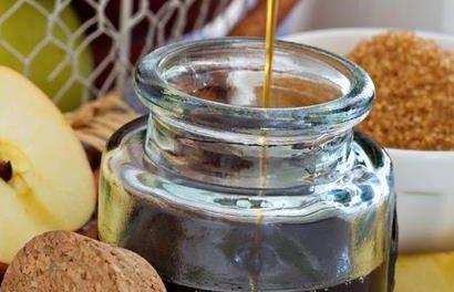 Receta de jarabe de manzana para el estreñimiento