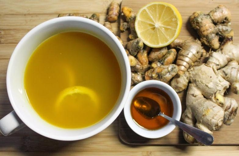 Beneficios del jengibre con jugo de limón