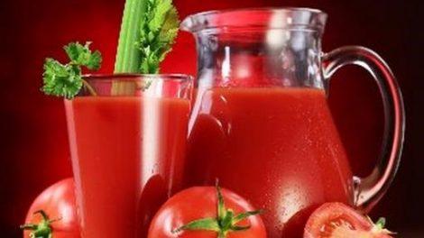 Receta de jugo mediterráneo