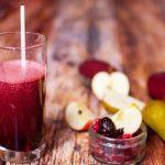 Jugo de pera, remolacha y espinacas: receta y beneficios