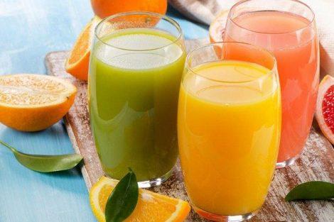 Bebidas naturales ideales para quemar grasas