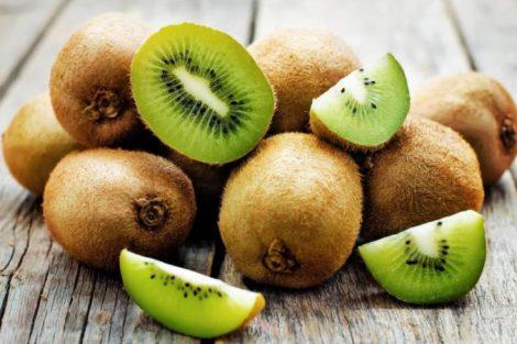Kiwi, muy rico en fibra: propiedades y valores nutricionales