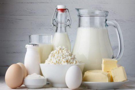 Qué beneficios tienen los lácteos