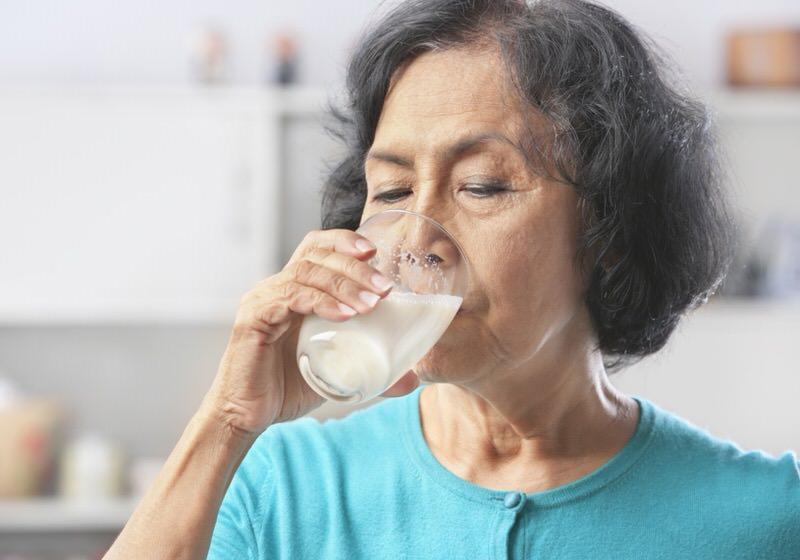 El consumo de lácteos en la nutrición de la tercera edad