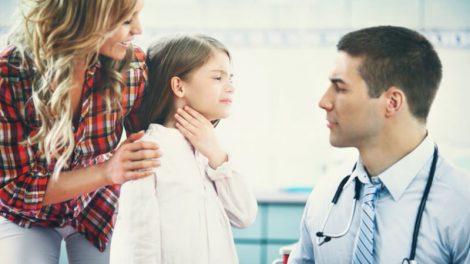 Laringitis infantil
