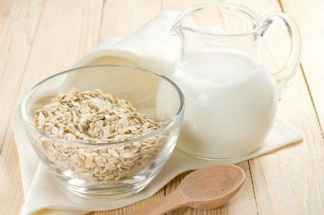 Cómo hacer leche de avena