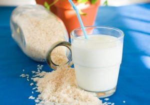 Leche de arroz: beneficios, propiedades y receta
